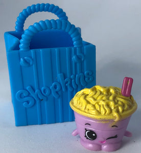 Shopkins Nina Noodles Figure In A Bag - Demize Collectibles LTD