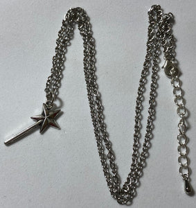 Fairy Wand Necklace - Demize Collectibles LTD