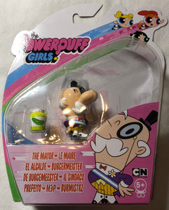 The Powerpuff Girls The Mayor Figure