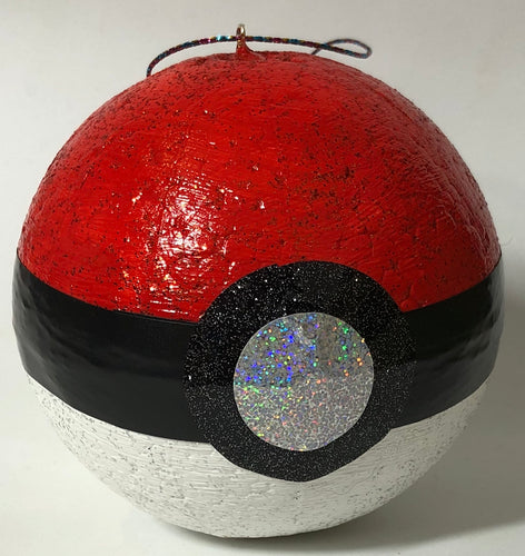 Pokeball Bauble ⚡️ - Demize Collectibles LTD