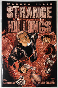 Strange Killings The Body Orchard #1