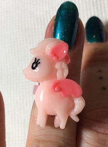 Kids Flying Pony Ring - Demize Collectibles LTD