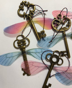 Flying Key Decoration - Demize Collectibles LTD