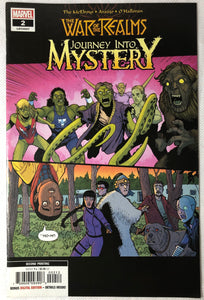 Journey Into Mystery #2 Second Printing - Demize Collectibles LTD