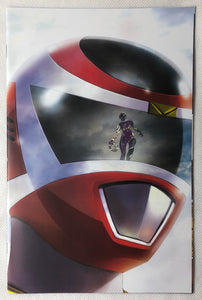 Mighty Morphin Power Rangers Beyond The Grid #32 Variant Cover - Demize Collectibles LTD