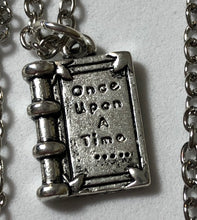 Load image into Gallery viewer, Once Upon A Time Storybook Necklace - Demize Collectibles LTD