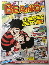 Load image into Gallery viewer, Beano 29-Aug-15 Comic Book - Demize Collectibles LTD