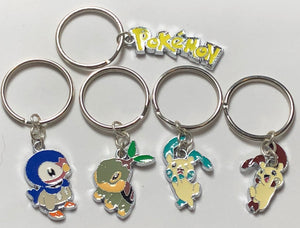 🐧 Pokemon Keyring