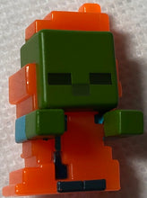 Load image into Gallery viewer, Zombie In Flames Mini Series Minecraft - Demize Collectibles LTD