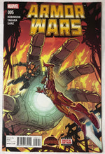 Load image into Gallery viewer, Armor Wars #005