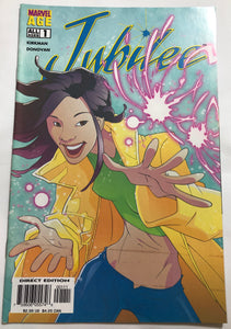Jubilee #1 - Demize Collectibles LTD