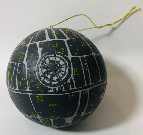 DeathStar Bauble 🌑 - Demize Collectibles LTD