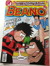 Load image into Gallery viewer, Beano Valentines 13-Feb-16 Comic Book - Demize Collectibles LTD