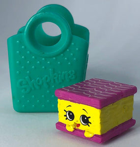 Shopkins Nilla Slice In A Bag - Demize Collectibles LTD