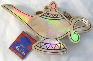 🧞‍♂️ Aladdin Genie Lamp Purse