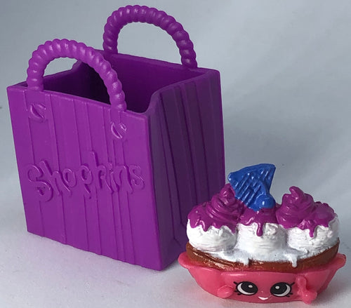 Shopkins Banana Splitty Figure In A Bag - Demize Collectibles LTD