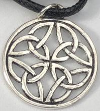 Load image into Gallery viewer, ♾ Trinity Celtic Knot Necklace