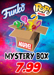 MYSTERY Funko pop! MARVEL