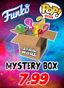 MYSTERY Funko pop! STAR WARS