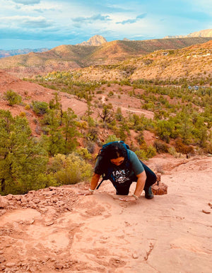 How a Spontaneous Decision Leads to Adventure in Arizona