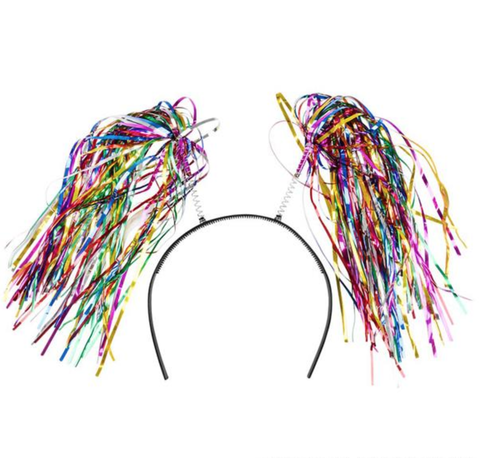 "10"" TINSEL HEAD BOPPERS"