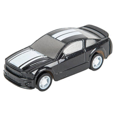"3"" PULL BACK PLASTIC SPORTS CAR-CARDED"