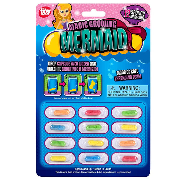MAGIC GROWING MERMAID CAPSULES