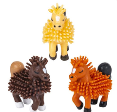 "2"" SPIKY HORSE 24 PC"