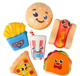 "SQUISH FAST FOOD 3.75""- pack of 12 ($1.95 each)"