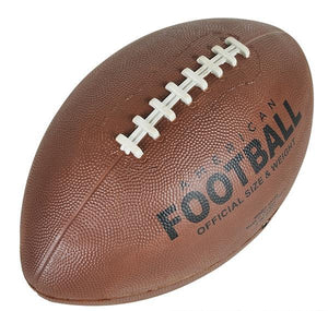"11"" REGULATION SIZED FOOTBALL- pack of 10 ($7.5 each)"