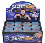 "2.25"" GALAXY SLIME- pack of 12 ($1.25 each)"