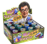 "3.25"" MAD SCIENTIST'S GOO- pack of 12 ($1.75 each)"
