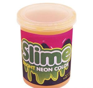 "2""FUNNY NEON SLIME- pack of 12 ($1.25 each)"