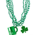 72 PC SHAMROCK BEAD ASSORTMENT
