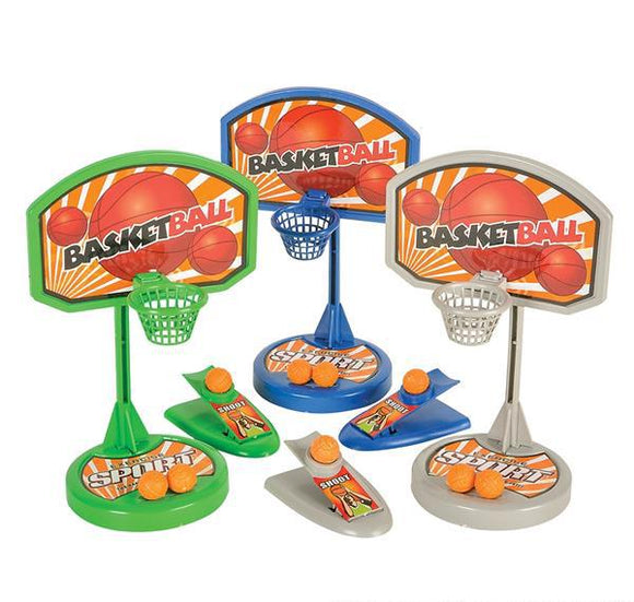 BASKETBALL GAME- pack of 12 ($2.4 each)