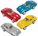 "5"" 1963 CORVETTE STING RAY- pack of 12 ($5.75 each)"