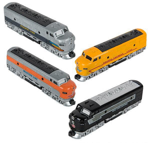 "6.5"" CLASSIC LOCO DIESEL TRAIN- pack of 12 ($6.5 each)"