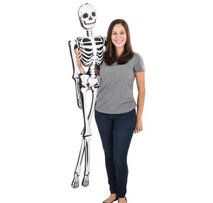 6 FT SKELETON INFLATE- pack of 12 ($10 each)