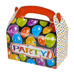"6.25"" Party Treat Box"