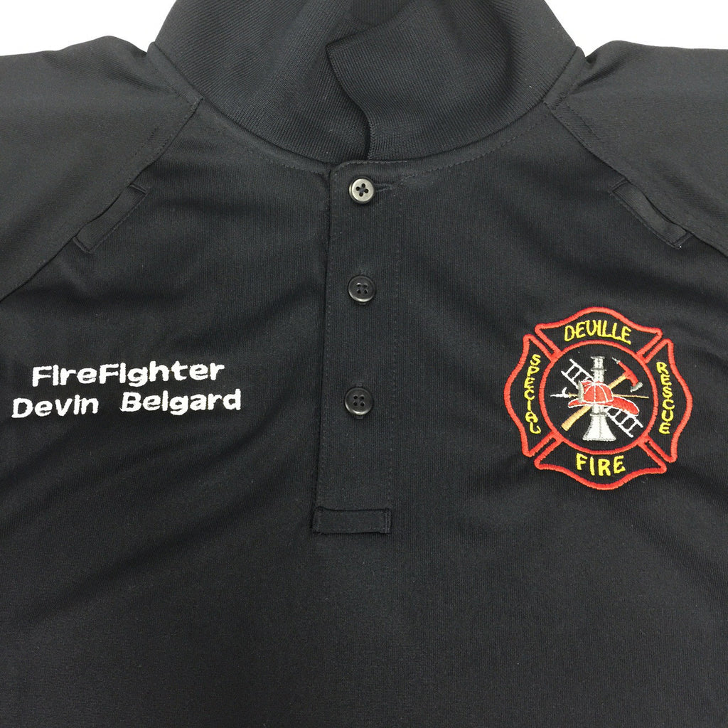 Fire Department shirts