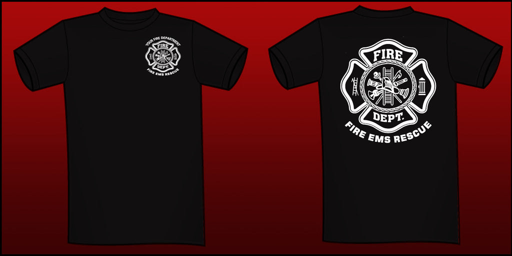 Fire Department Shirt