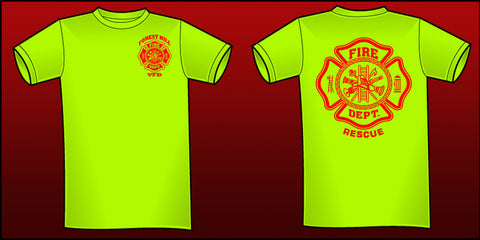 Fire/Ems/Rescue shirt