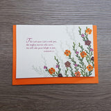 Birthday Card - Zephaniah 3:17