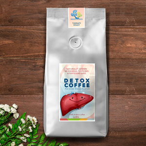 Detox Coffee for coffee enema (therapy roast) - 1 kg