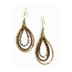 Earrings - Grecian Goddess