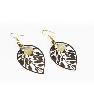 Earrings - Summer Orchard
