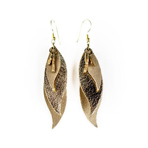 Earrings - Sheesha Garden (gold)