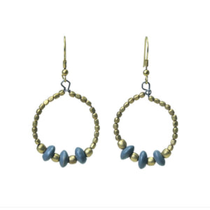Ananya Hoop Earrings