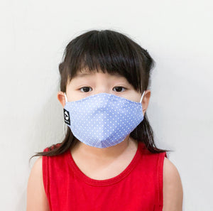 Anti-viral Kids' Masks with Lanyard