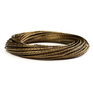 Bracelet - Bold & Beautiful in Bronze